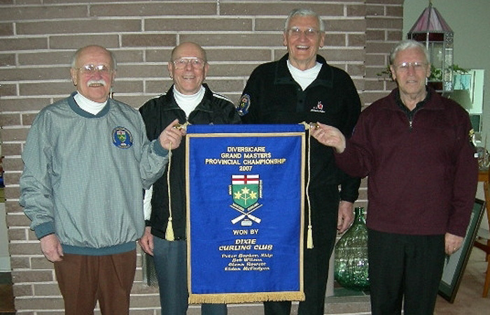 Copy of Grand Masters Winning team with Banner 2007 012