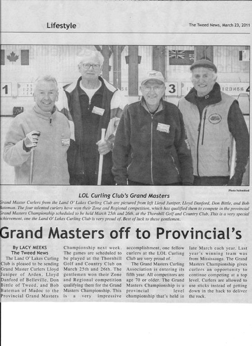 Grand Masters - 2011 001