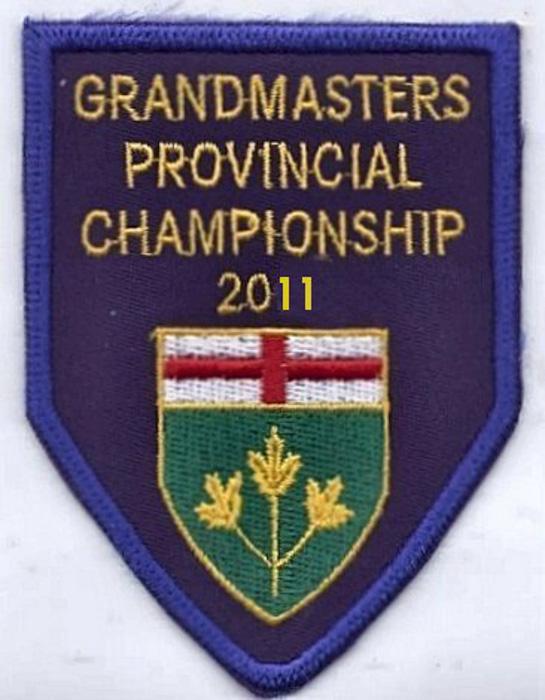 Grand Masters -  badge