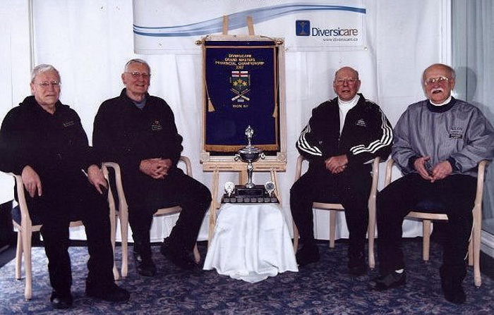 Grand masters 2007 Champions