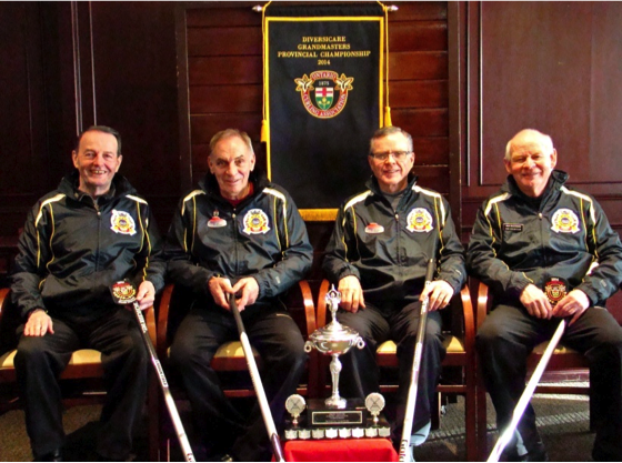 Mississauga News article on 2014 Ontario Grand Masters Tournament