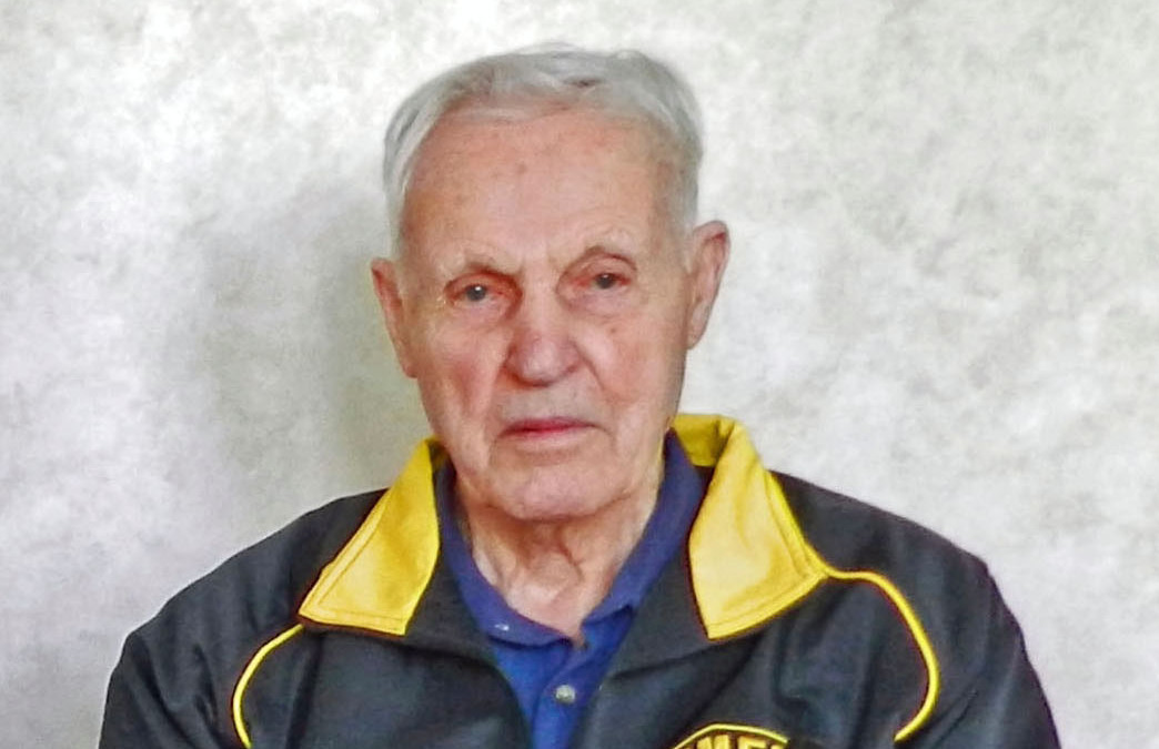 Norman Dent – A Great Curling Story